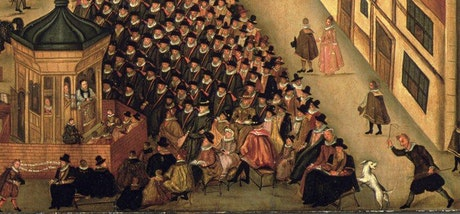 """Holy Inappropriate? """"Secular"""" uses of the medieval church tickets"""
