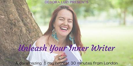 Unleash your Inner Writer tickets
