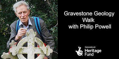 Ladbroke Heritage : GRAVESTONE GEOLOGY WALK - 2pm tickets