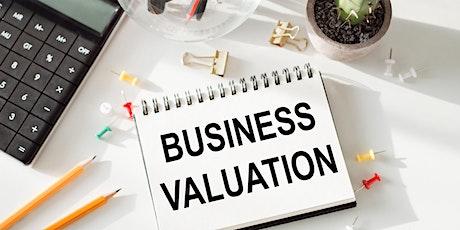 Business Valuation Webinar (Test) tickets