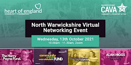 North Warwickshire Virtual Networking Event tickets