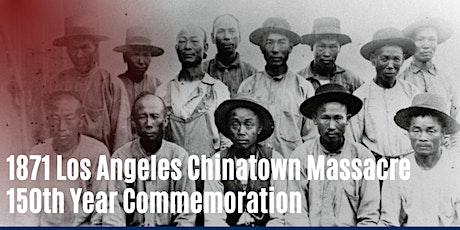 1871 Los Angeles Chinatown Massacre: Music & Performance Program tickets