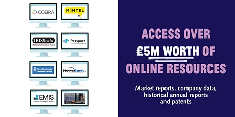 How to navigate our £5M+ worth of business resources tickets