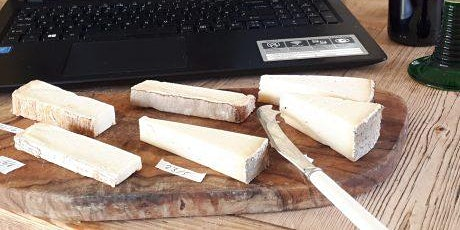 Virtual Cheese Tasting: Traditional British Cheeses (21st January) tickets