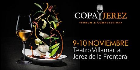 COPA JEREZ FORUM & COMPETITION 2021 entradas
