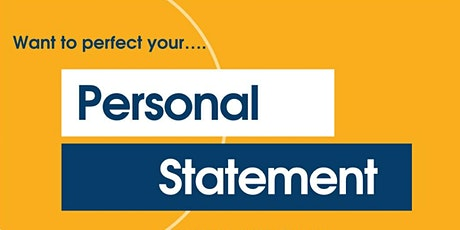 Medical Personal Statement - Last-minute Masterclass tickets