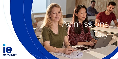 IE Admissions Day –The British Isles Edition tickets