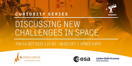 NL Space Campus Curiosity Series: Research Edition tickets