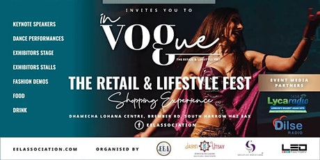 EEL Association - In Vogue: The retail and lifestyle trade exhibition tickets