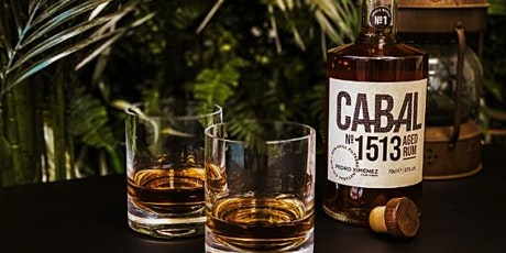 Edinburgh Rum Club: Cabal Rum tickets