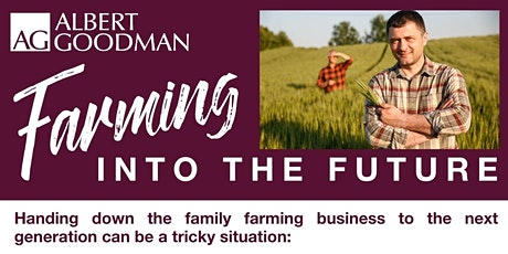 Farming into the Future - Junction 24 tickets