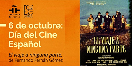 Día del cine español / Giornata del cinema spagnolo biglietti