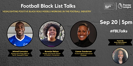 #FBLTalks supported by The Premier League tickets