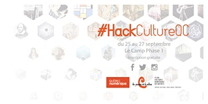 Le Hackathon des Journées de la culture - Édition...