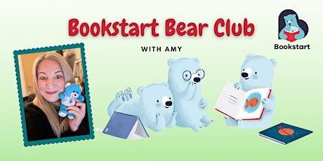 Bookstart Bear Club at Heywood Library tickets