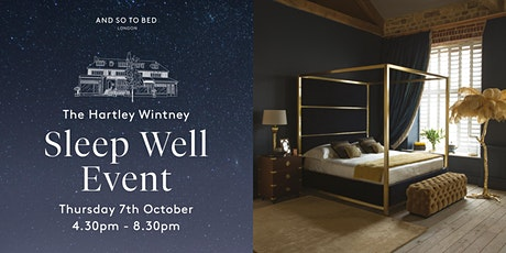 The Hartley Wintney Sleep Well Event tickets