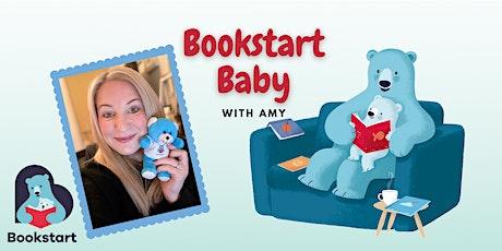 Bookstart Baby at Littleborough Library tickets