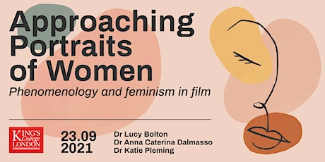 Approaching Portraits of Women: Phenomenology and Feminism in Film tickets