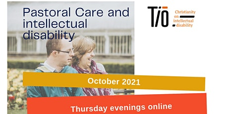 Copy of Pastoral Care and Intellectual Disability tickets
