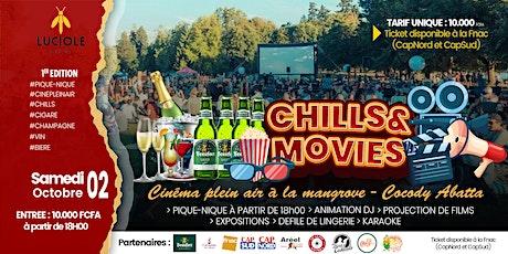 Chills&Movies billets