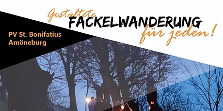 Fackelwanderung für Familien am 6. November Tickets
