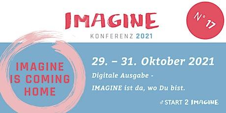 IMAGINE Konferenz & Changemaker Festival Tickets