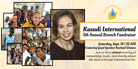5th Annual Kusudi International Brunch Fundraiser - Virtual edition 2.0 tickets