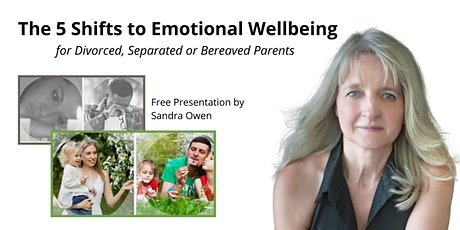 5 Shifts to Emotional Wellbeing after Heartache - FREE Online Class 30/9/21 tickets