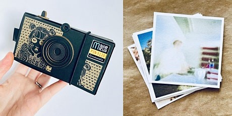 Lag ditt eget Pinholekamera - kamerakurs i høstferien! tickets