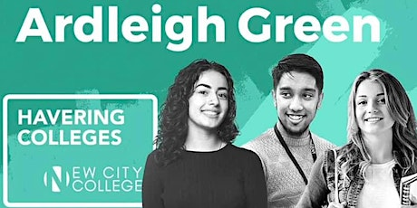 New City College Havering (Ardleigh Green ) Parents' Welcome Evening tickets
