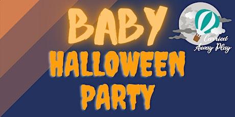 Baby Halloween Parties (Sat/Sun @ 10am) tickets