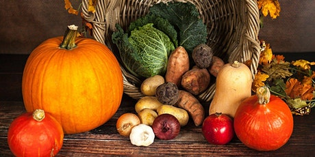 Harvest Supper and Quiz tickets