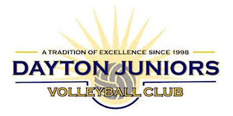 Dayton Juniors - 15U Tryouts tickets