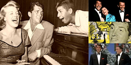 """'Dean Martin: Behind the Music of the """"King of Cool""""' Webinar ingressos"""
