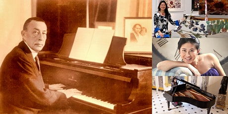 'Rachmaninoff: Piano's Golden Age Composer' Webinar w/ Steinway Artist tickets