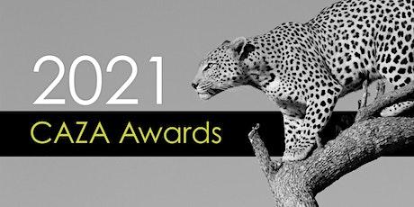 2021 CAZA Awards tickets