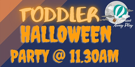Toddler / Sibling Halloween Parties (Sat/Sun @ 11:30am) tickets
