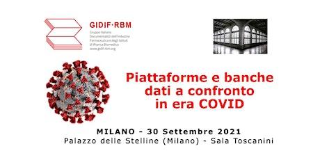 Convegno Stelline 2021 - Evento Collaterale | GIDIF - RBM biglietti