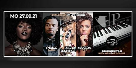 MO. 27. SEPTEMBER • ONITA BOONE'S VIP LOUNGE KÖLN • RICH CLUB • BRABANTER tickets