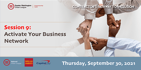 Contractor's Cohort S9 of 11: Activate Your Business Network tickets