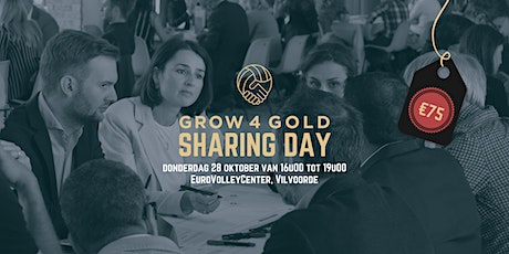 Grow 4 Gold Sharing Day billets