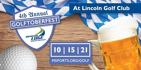 4th Annual Golftoberfest tickets