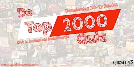 De Top 2000 Quiz | Breda tickets