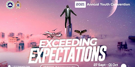 RCCG Annual Youth Convention 2021 tickets