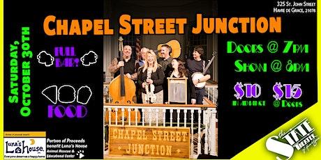 Chapel Street Junction - Bluegrass, Irish, and Americana Music tickets