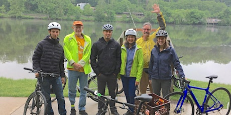 Bicycle History Tour of Ann Arbor's River District tickets