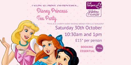 Disney Princess Tea Party tickets