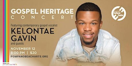 Gospel Heritage Concert tickets