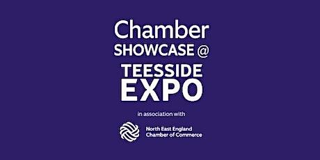 Chamber Showcase @ Teesside Expo tickets