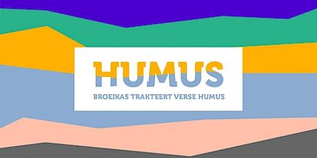 HUMUS / voor jonge ondernemers tickets